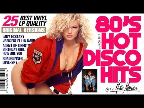 80's HOT DISCO HITS (Full album) - YouTube   Albums 2   Music hits