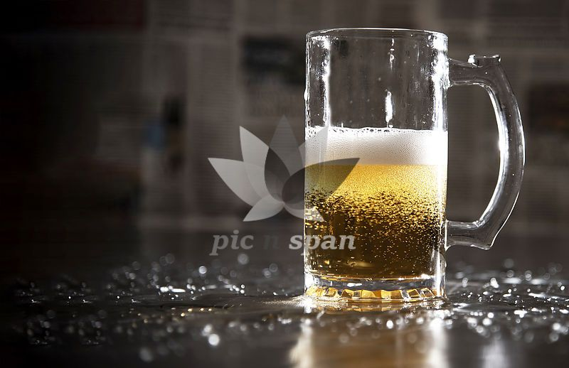 Royalty Free Stock Photo Image Beer Glass Beer Glass Party