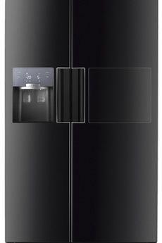 Refrigerateur Americain Rs7687fhcbc Samsung Refrigerateur Americain Refrigerateur Distributeur D Eau