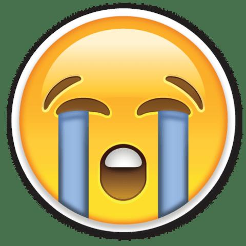 """Résultat de recherche d'images pour """"emoji iphone triste"""""""