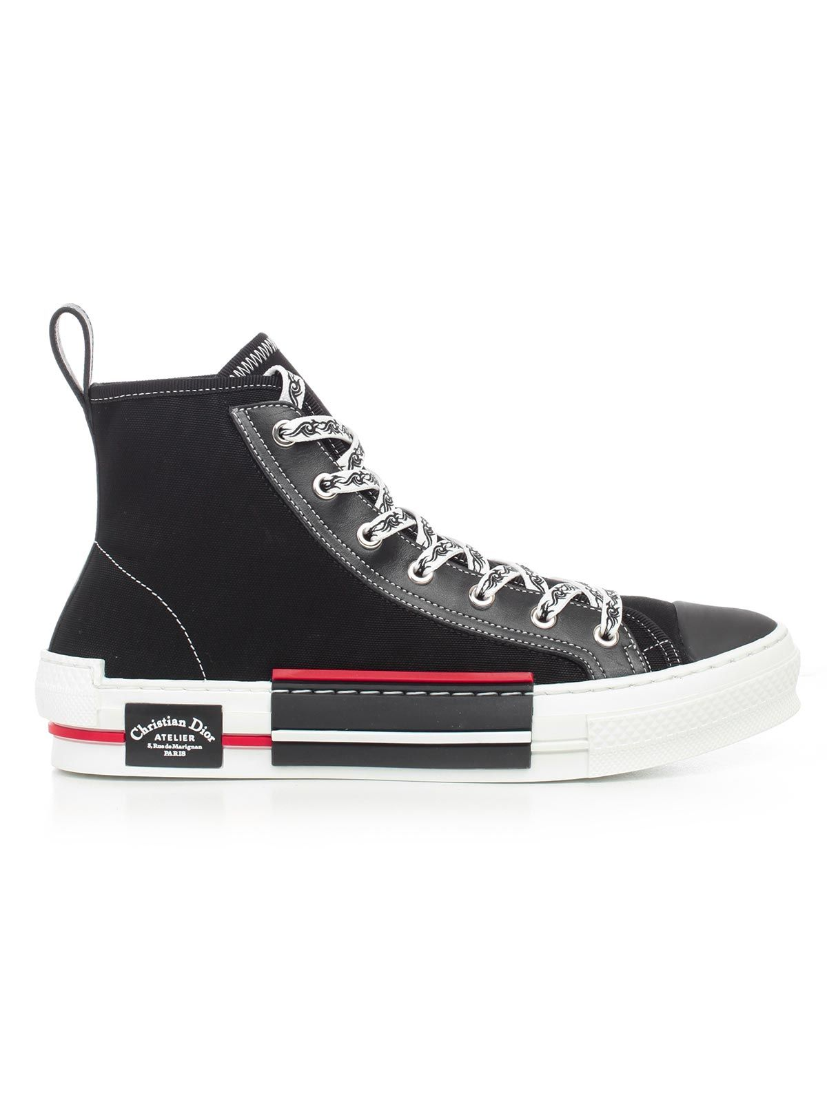 dior homme converse sneakers