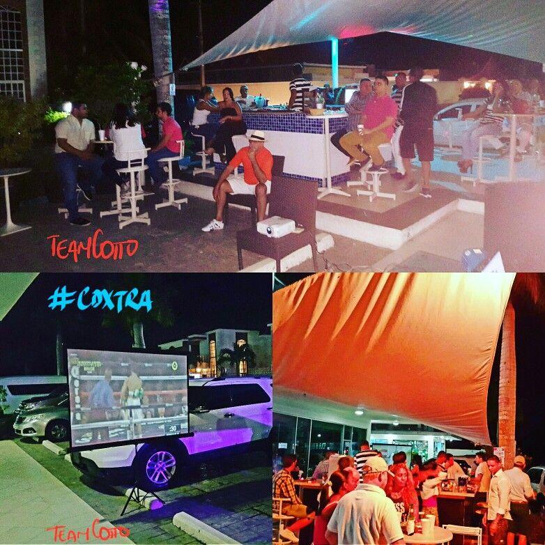 Pronostica la pelea!!!! En el LiveForum  Ready para la pelea  #CottoVsCanelo #TeamBox #TeamCotto #cdxtra #ConexionDeportiva comenta en el #LiveForum en www.conexiondeportivaxtra.com