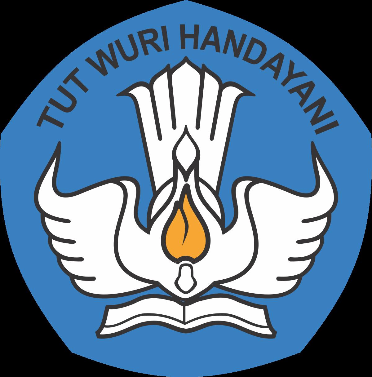 Logo Kementerian Pendidikan dan Kebudayaan Indonesia