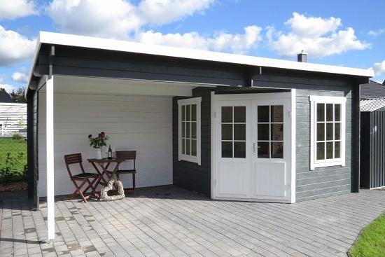Gartenhaus Modell Carl28 in 2020 Gartenhaus, Haus und