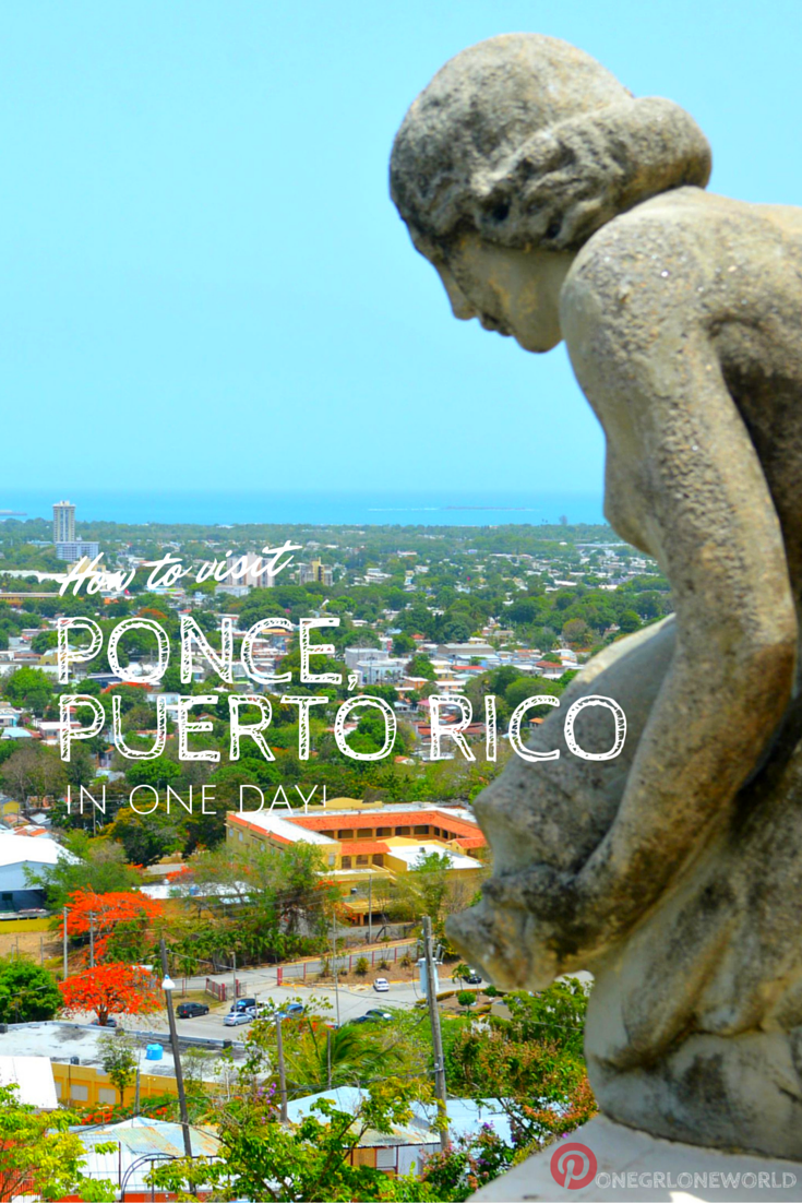 Beautiful Beach Views Unique Architecture Rum Sugar And Delicious Food Ponce Puerto Rico Is A Must Visit Puertorico
