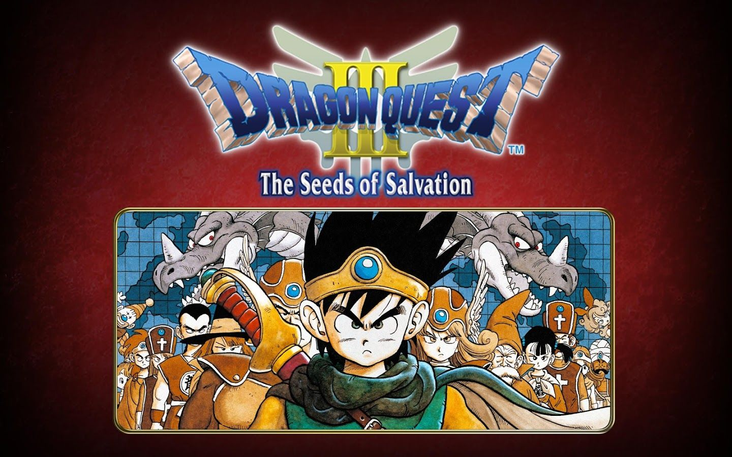 Dragon Quest Iii The Seeds Of Salvation Features An Dragon Quest Pokemon Rich Fantasy
