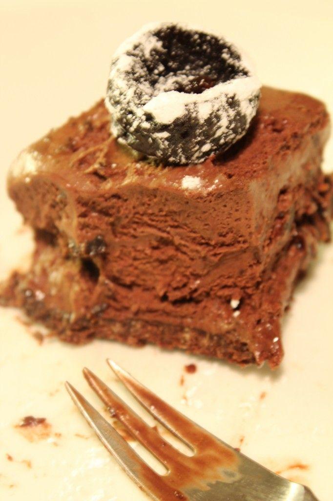 Syöty kakkupala