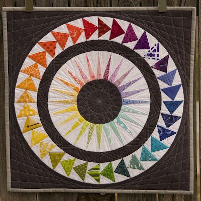 love this new york beauty + flying geese paper pieced quilt block ... : new york beauty quilt block pattern - Adamdwight.com