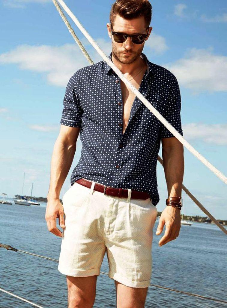 25 Must Try Men S Beach Fashion 2016 Mens Summer Outfits Beach Outfit Men Mens Fashion Summer