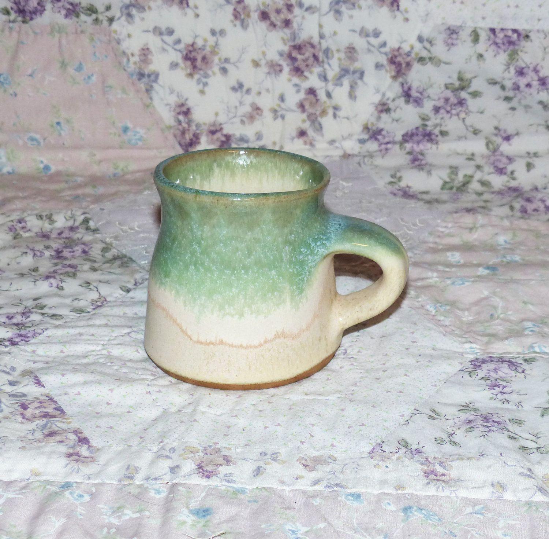 Hutten House Pottery Handthrown Coffee Mug London Ontario