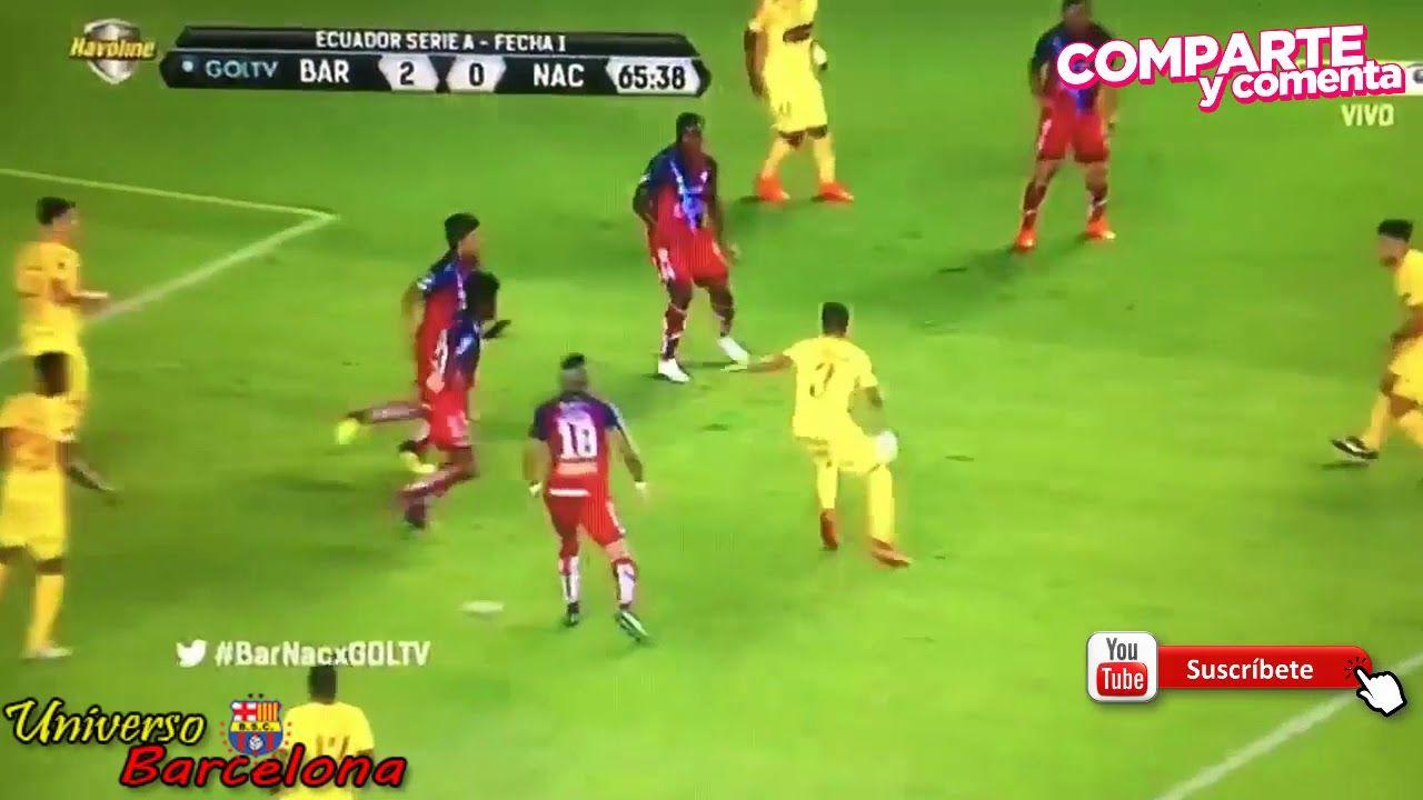 Segundo Golazo de Xavier Arriaga, Barcelona 3 x 1 El
