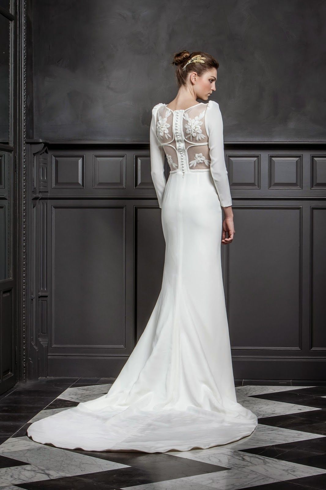 Y Novia Sencillos De Bodas Vestidos 10 Elegantes Sofisticados wtgEXq