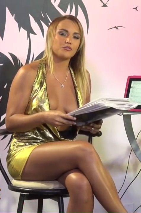 Jenny Scordamaglia Naked Live