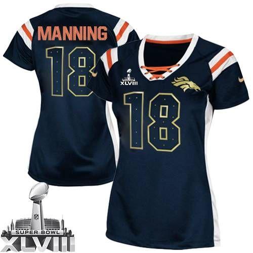 cheap womens peyton manning jersey