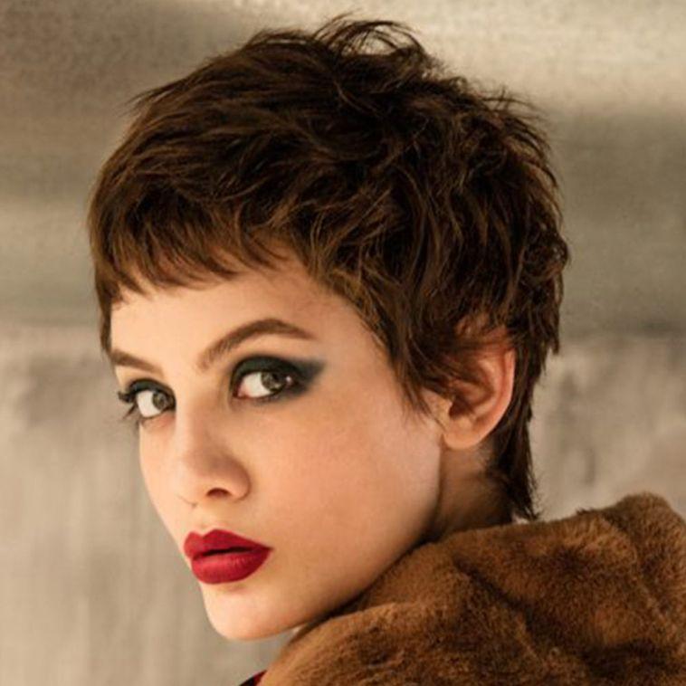 Tagli capelli Corti 2021 inverno: tendenze in 130
