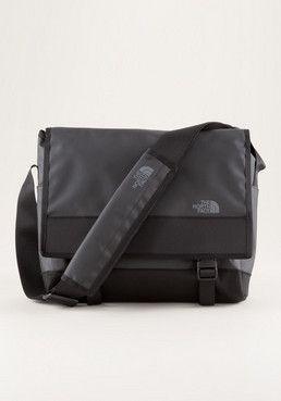 The North Face Base Camp Messenger Bag S Ii Looks Quite Functional The North Face Bags Messenger Bag