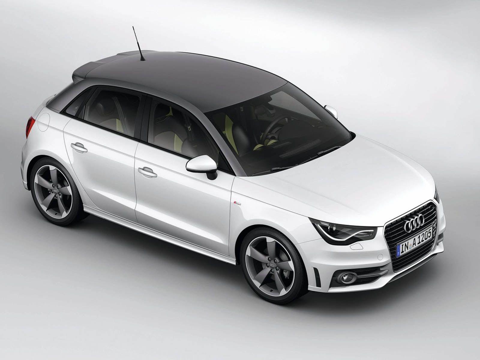 Audi Wallpapers Audi A1 Sportback White Wallpaper 1600 1200 141 Kb