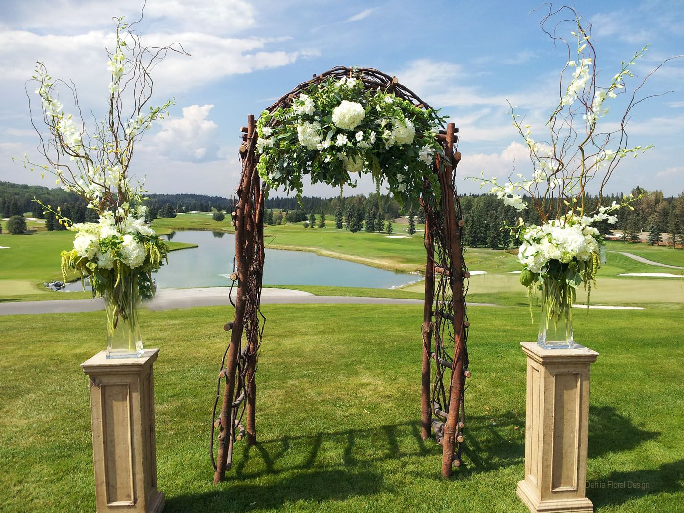 Wedding Arch Decorations 17 Best Images About Weddings Arches On Pinterest Aisle Style