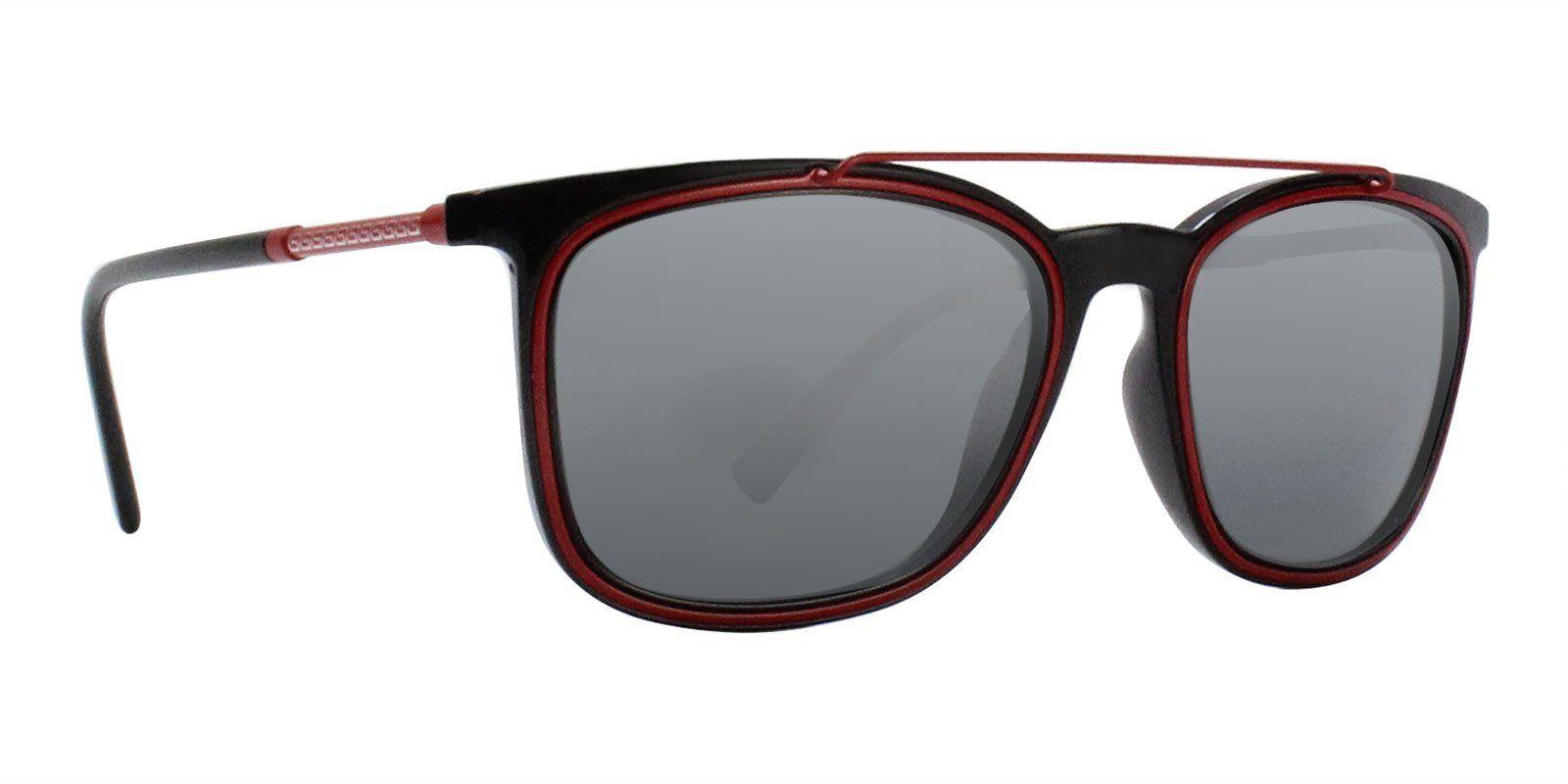 d40685dded9e9 Versace - VE4335 Black Red - Gray-sunglasses-Designer Eyes