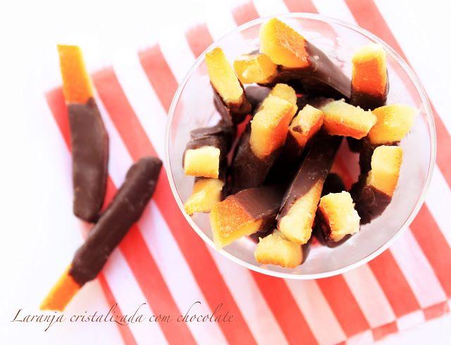 Martina Breidenstein: A laranja e o chocolate.