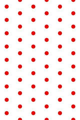 Red And White Polka Dot Background : white, polka, background, Polka, Wallpaper, Wallpaper,