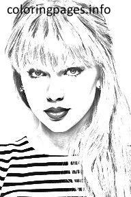 taylor swift red coloring pages 578 coloring pages all pinterest