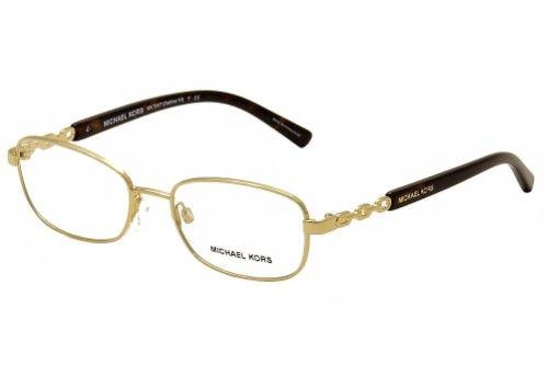 Michael Kors Eyeglasses Sabina VI MK7007 MK/7007 1024 Gold Optical ...