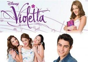Disneys Neue Serie Violetta Ab Dem 1 Mai Auf Dem Disney Channel Disney Channel Familie Film Familienfilme
