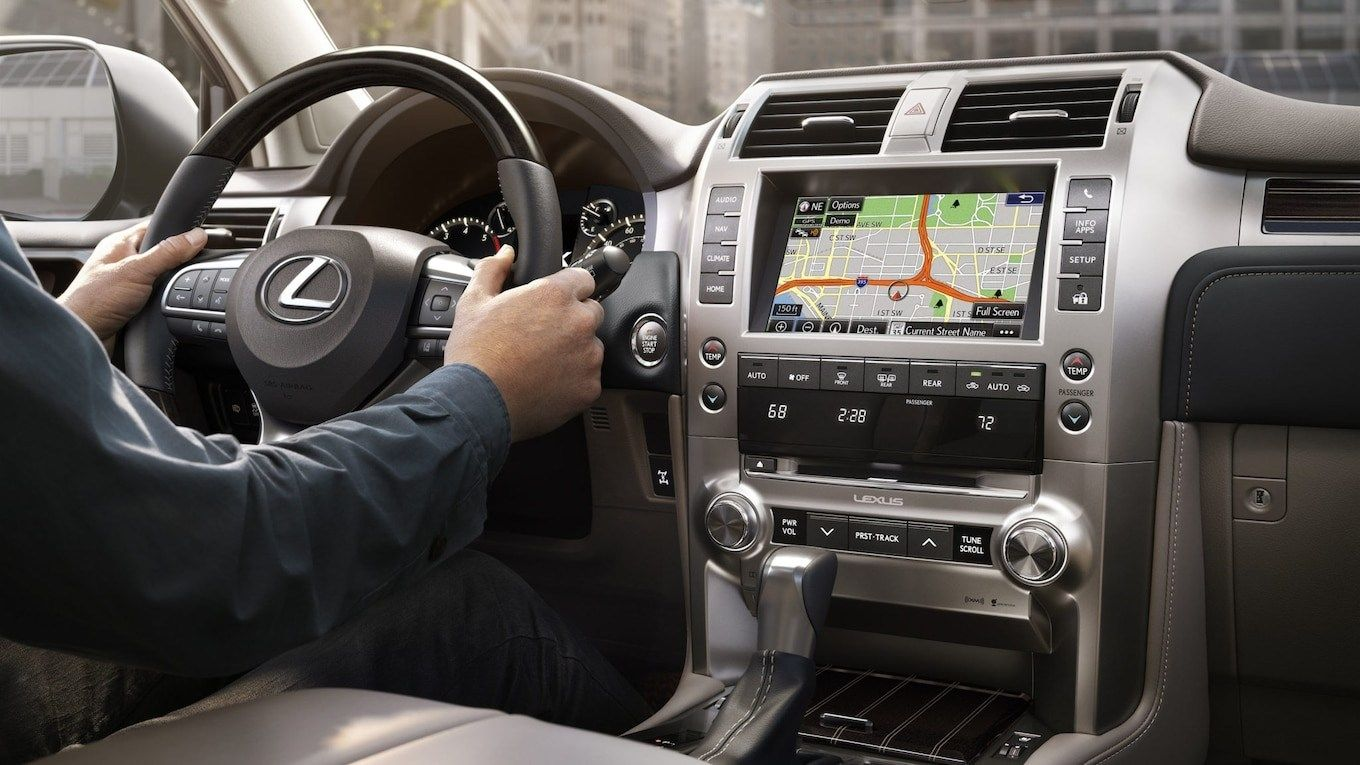 2020 Lexus Gx Gets A Makeover New Off Road Package Motortrend Mpg Towing Capacity And Cabin Space Lexus Gx 460 Lexus Gx Lexus
