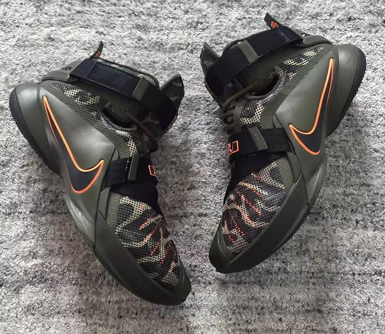 Nike LeBron Soldier 9 Dunkman Camo | Shoes | Pinterest | De todo