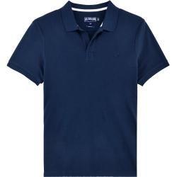 Photo of Hombres listos para usar – Polo de piqué de algodón – Polo – Palatinado – Azul – S – Vilebrequin Vile