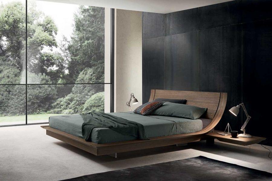 Aqua Presotto Beds Schlafzimmer Design Bett Modern Wohnen