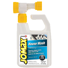Keep Your Home Looking Its Best With Zinsser Jomax House Wash This Ready To Use Bleach Based Formula Removes House Wash Vinyl House Mildew Stains