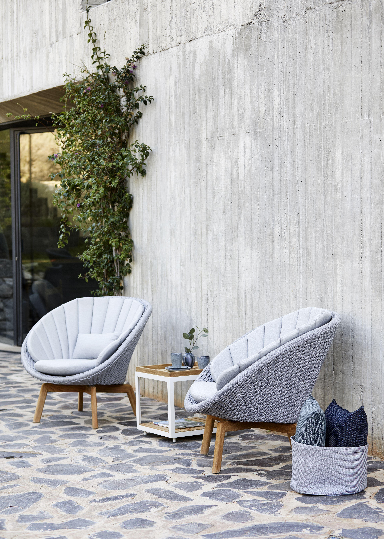 Cane-line – Peacock Lounge Sessel