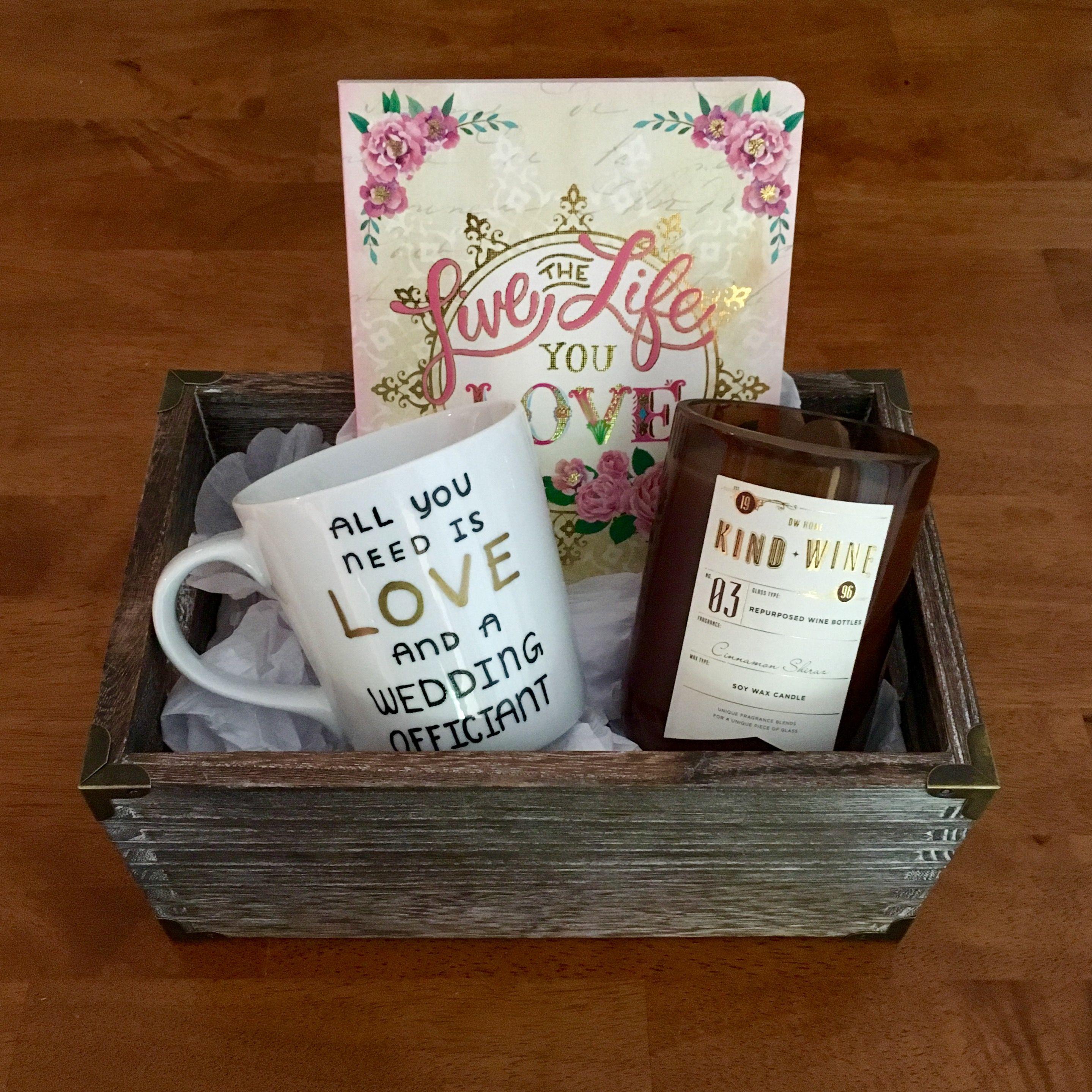 Officiant Gift Wedding officiant gift, Wedding officiant