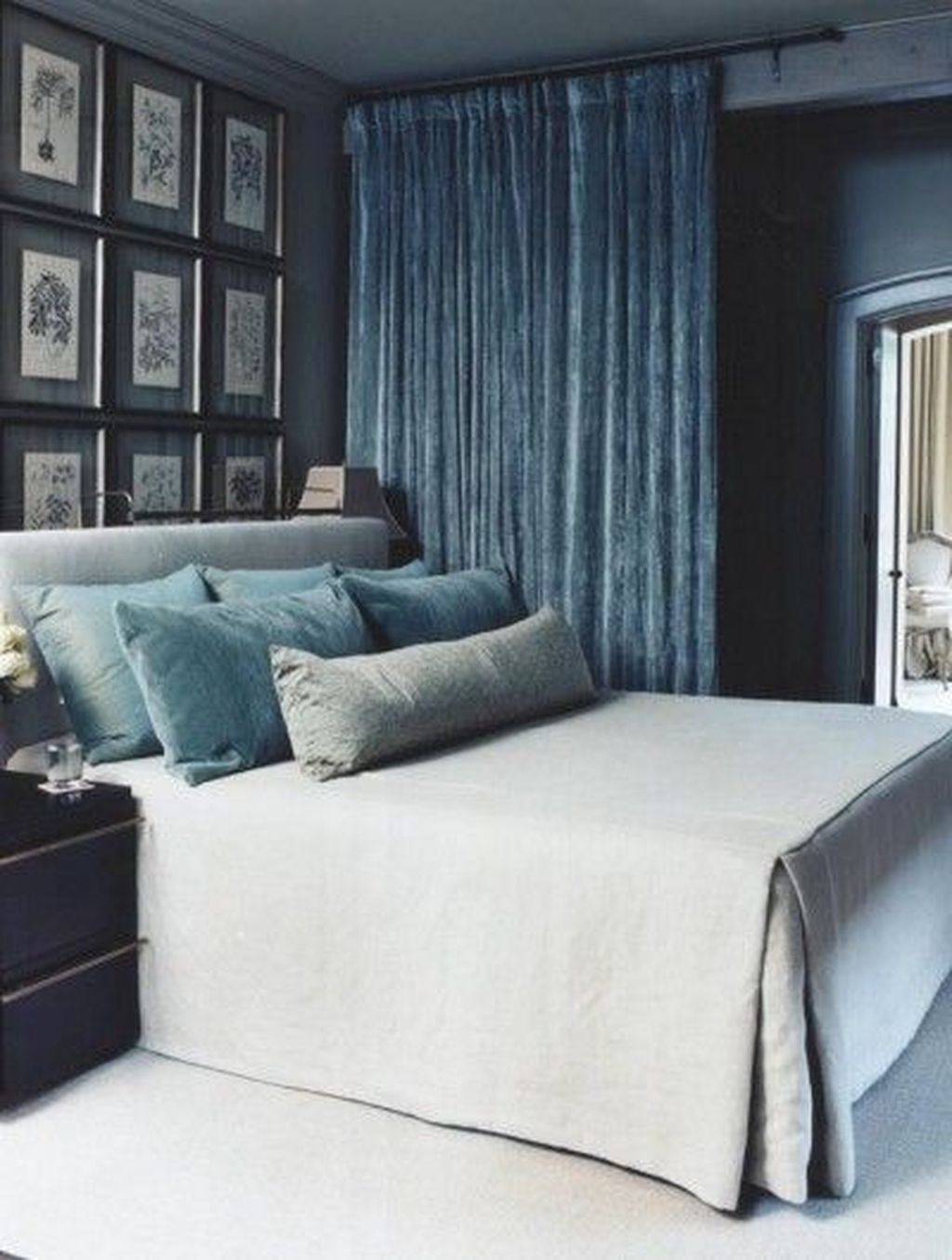 Master bedroom 2018 trends  Awesome  Elegant And Minimalist Master Bedroom Design Trends Ideas
