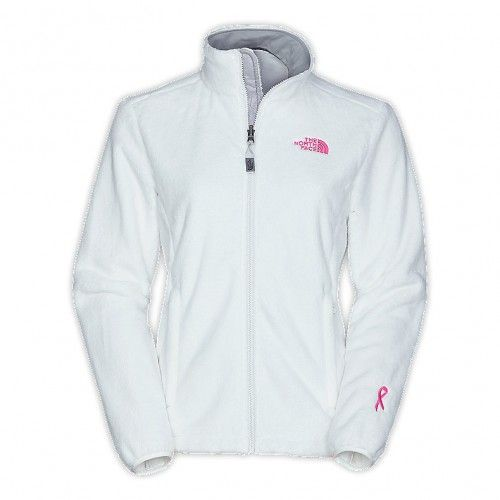 30d63be81f  94.72 North Face Breast Cancer Pink Ribbon Osito Jacket White ...
