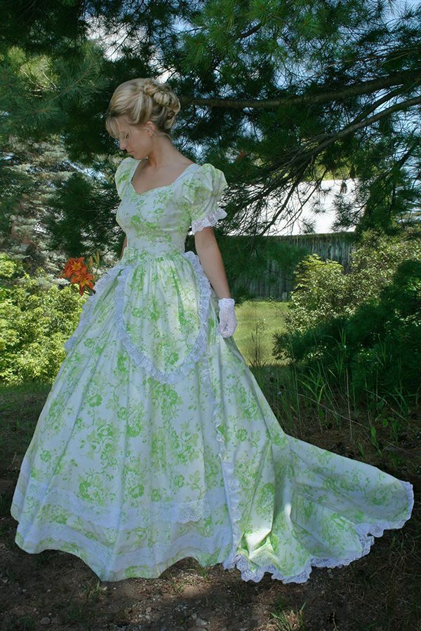 Mary Elizabeth Victorian Gown in 2020 Victorian gown