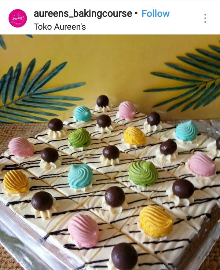 Pin Oleh Vi Qd Di Mini Cake Kue Lapis Kue Makanan