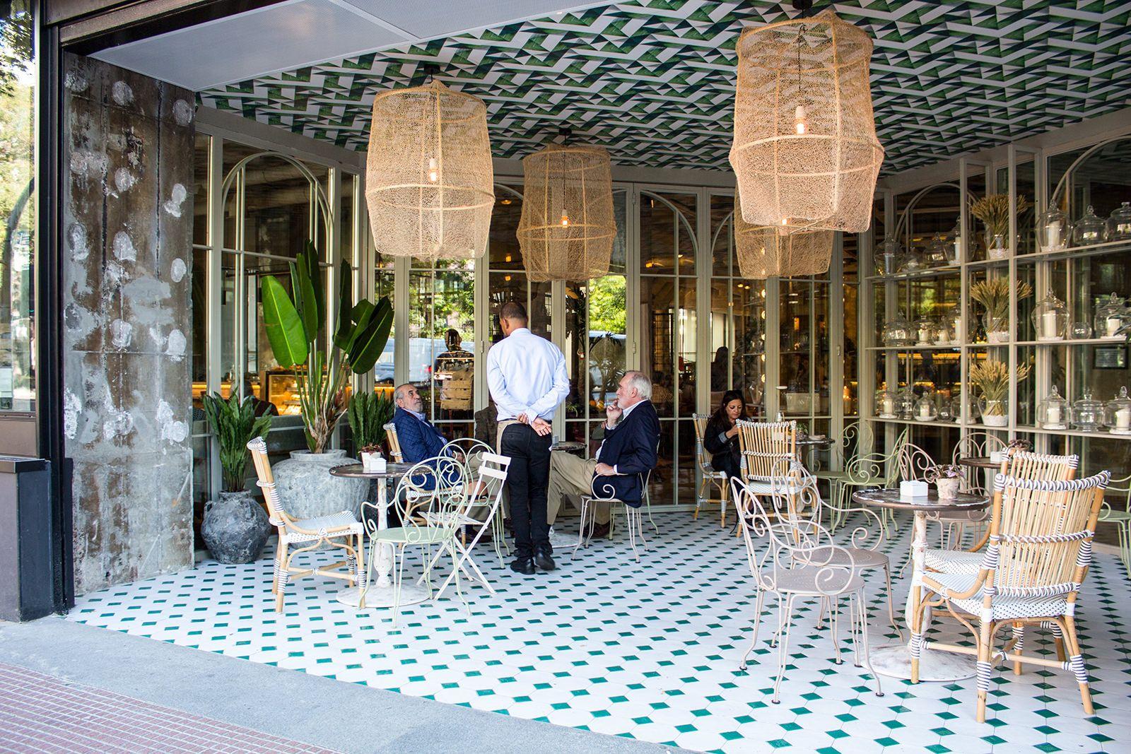 Perrachica El Nuevo Restaurante De Moda En Chamberí Cafe