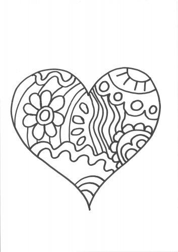 Malvorlagen Herzen Kostenlose Malvorlage Herzen Herz Zum Ausmalen Zum Ausmalen Vorlage Celtic Artwork Coloring Pages Color
