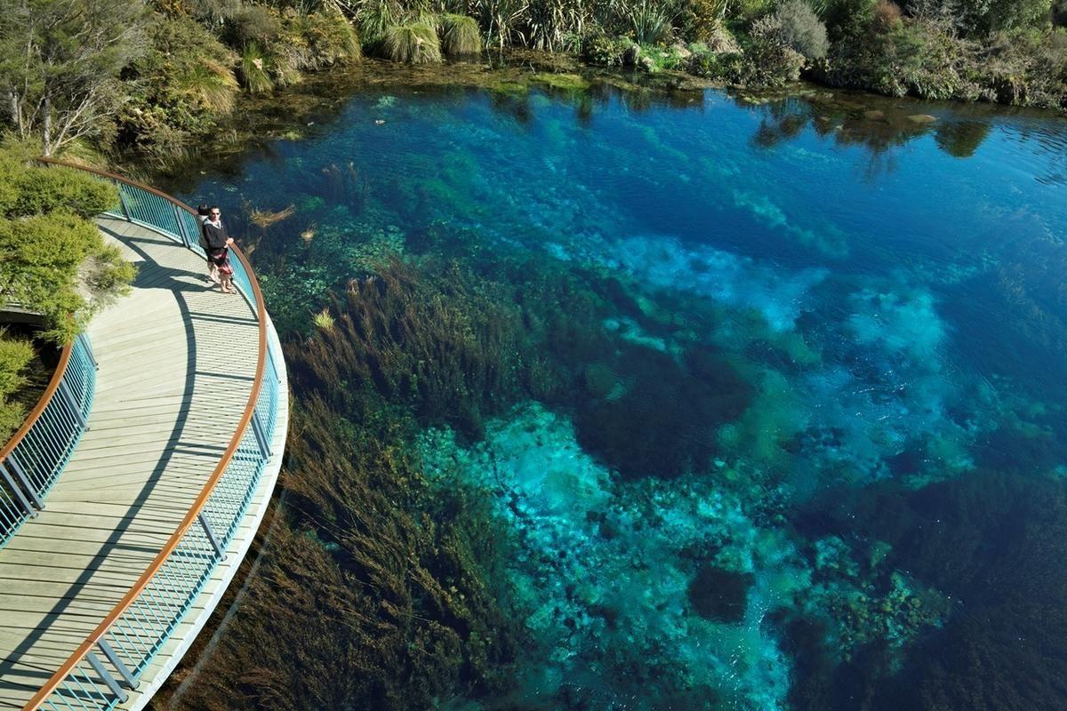 Te Waikoropupu Springs, Nelson (mit Bildern) See, Seen