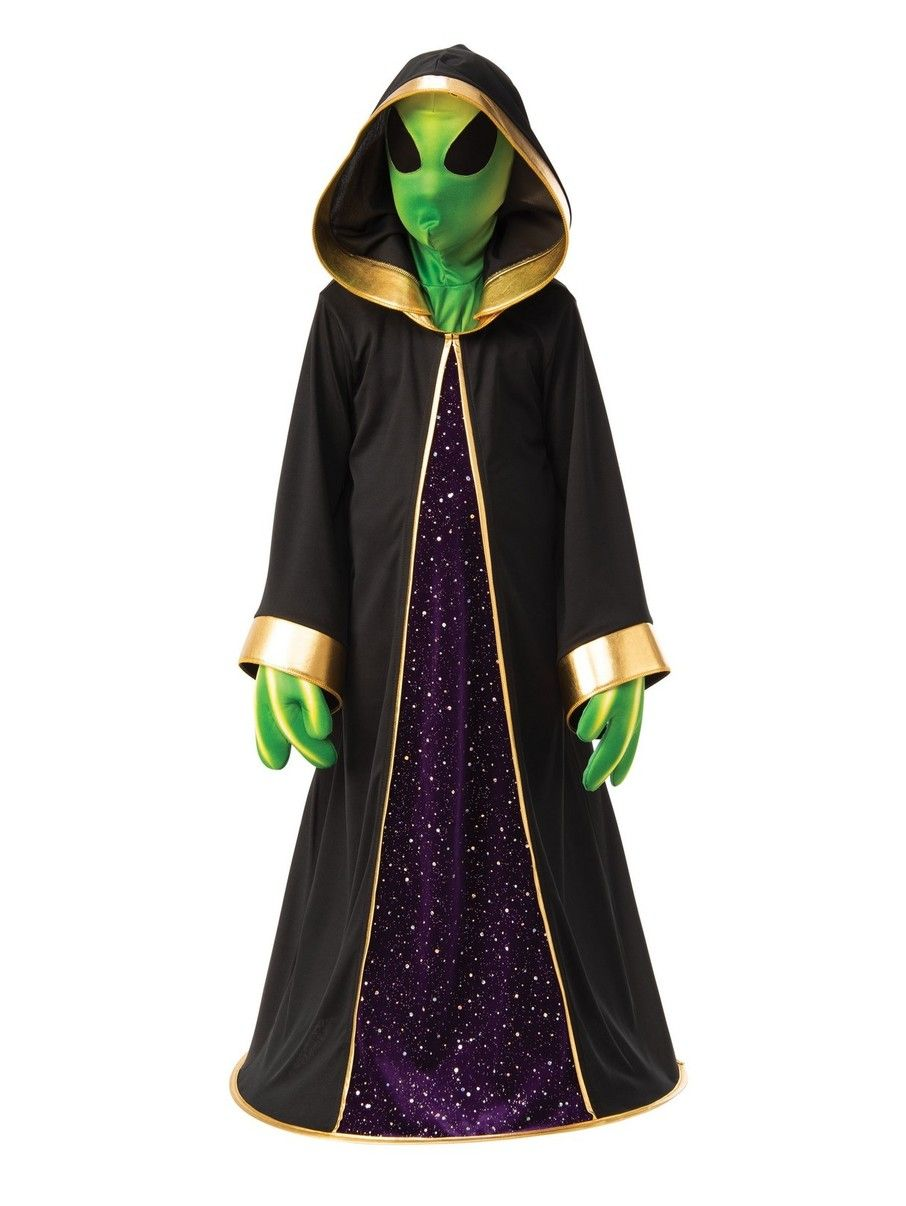 The View 2020 Halloween Kids In Costumes View larger image of Alien Costume For Kids | Kids alien costume