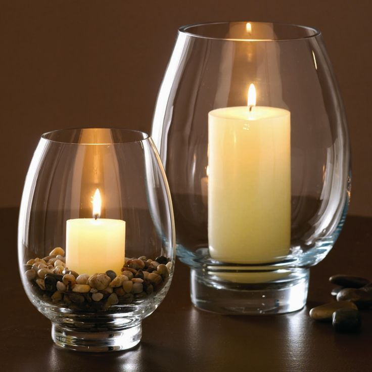 Image Result For Large Glass Hurricane Candle Holder