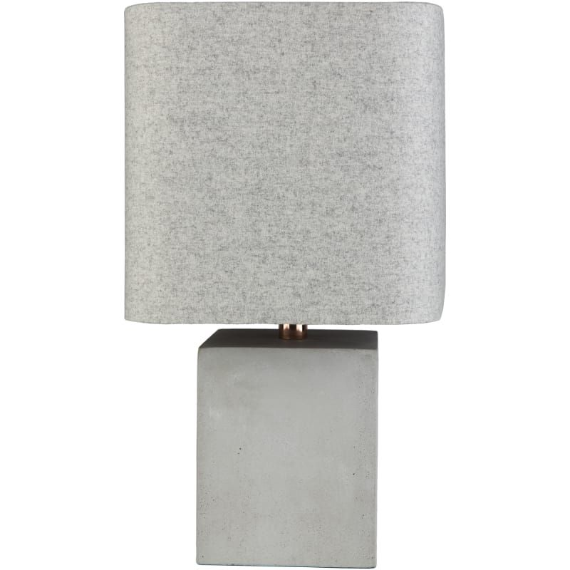 Best Affordable Concrete Lamps From Walmart Modern Table Lamp