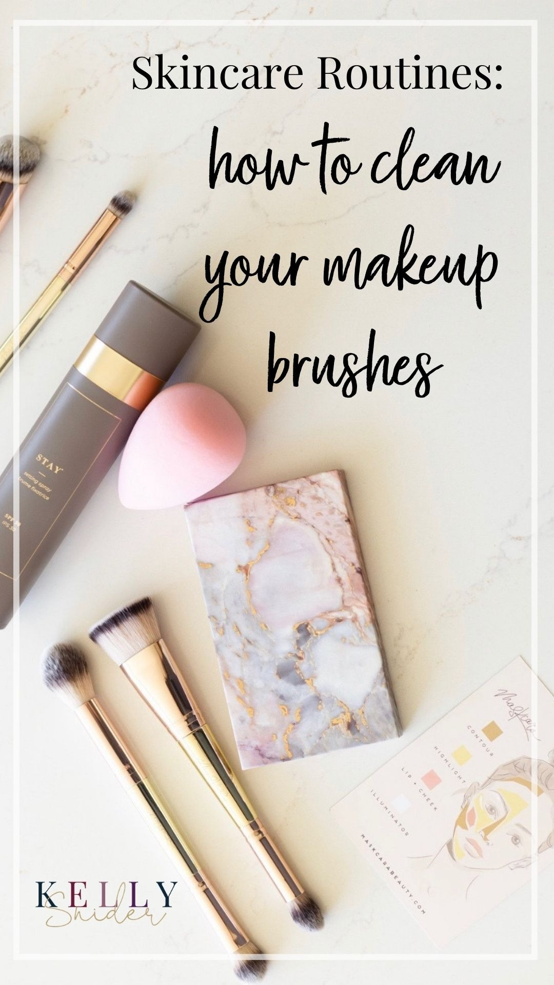 Skincare Routines: How to Clean Your Makeup Brushes