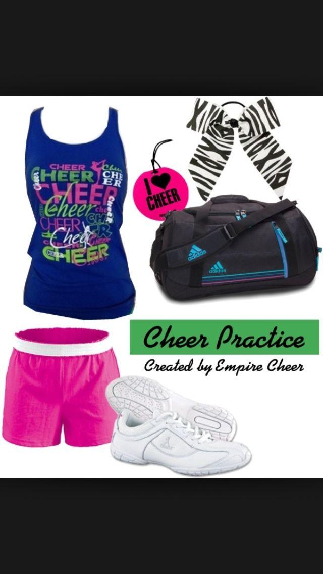 Natasha Cute Cheer Practice Youth Soffe Shorts
