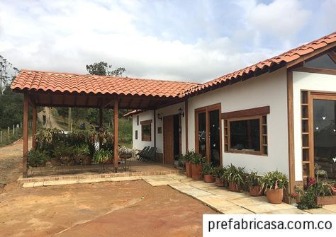Galeria 2 casas prefabricadas prefabricasacomco Casas