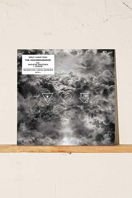 The Neighbourhood I Love You 2xlp Vinyl Urban Outfitters