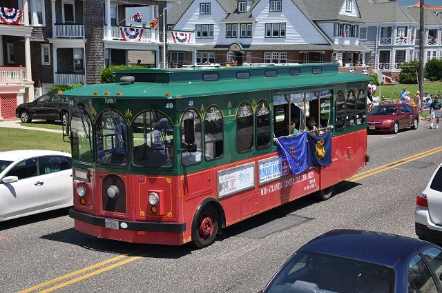 931 Beach Guest House Cape May Nj Cape May July 4th Parade On The